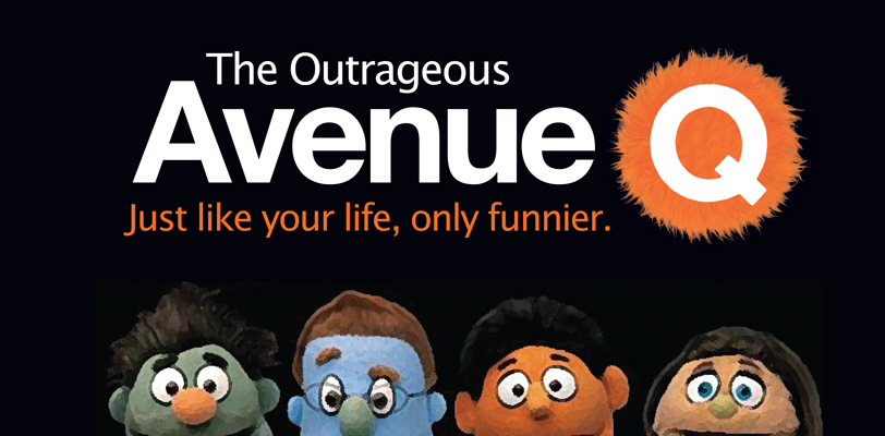 Avenue Q performed by BrassNeck Theatre in Leeds