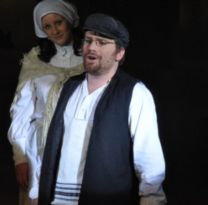 Brassneck Theatre in leeds performing Fiddler on the Roof