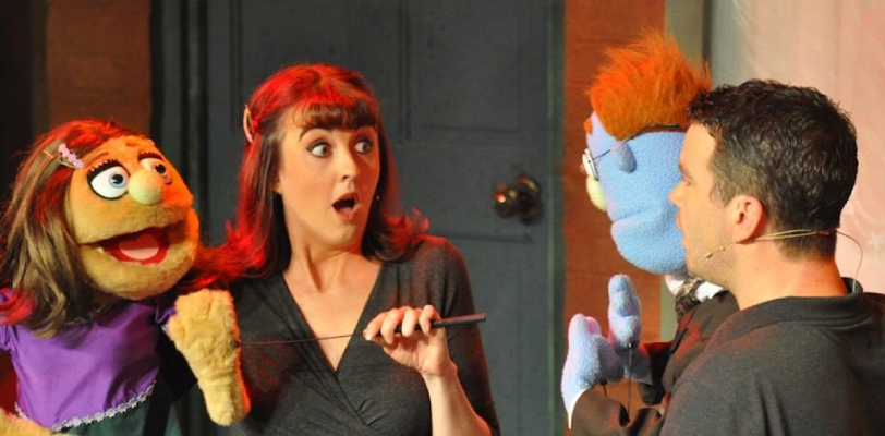 Brassneck Perform Avenue Q, Theatre Company in Leeds